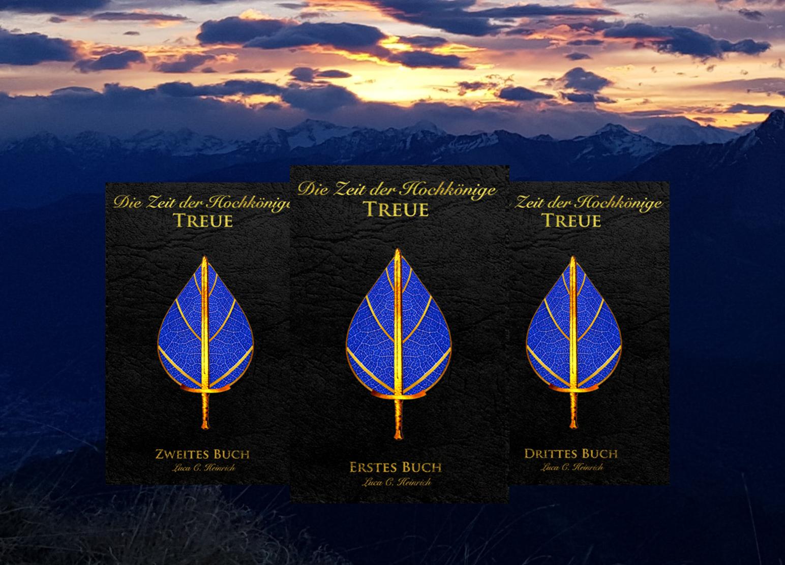 1.0 Die Zeit der Hochkönige – Treue – Komplette Trilogie